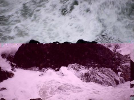 waves still